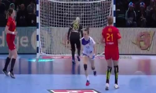 полуфинал ЧЕ 2018 по гандболу Россия-Румыния