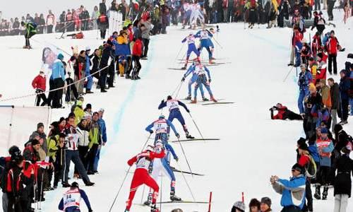 Многодневная лыжная гонка Тур де Ски