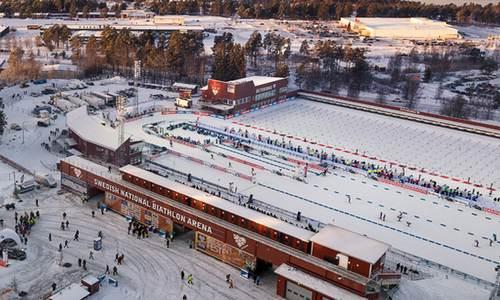 ЧМ 2019 по биатлону в Эстерсунде
