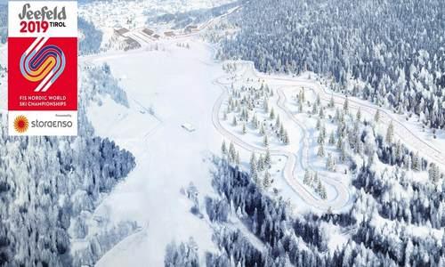 ЧМ 2019 по лыжным видам спорта