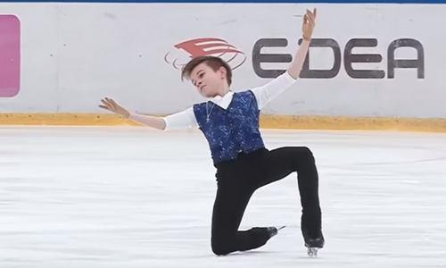 Даниил Самсонов, чемпионат России 2019