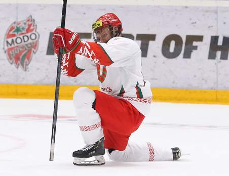 Беларусь, ЮЧМ 2019 по хоккею