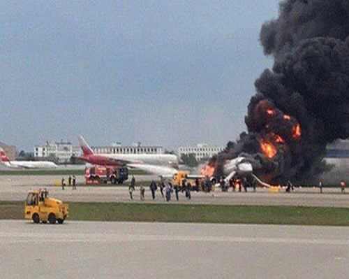 Крушение самолета Москва-Мурманск 5 мая