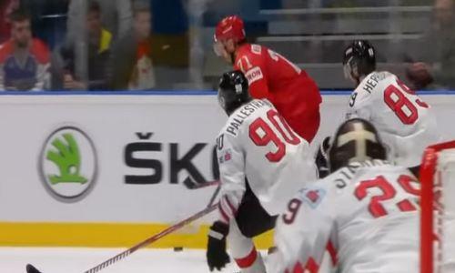 Россия-Австрия, хоккей