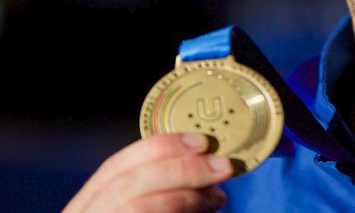 Медали Универсиады 2019