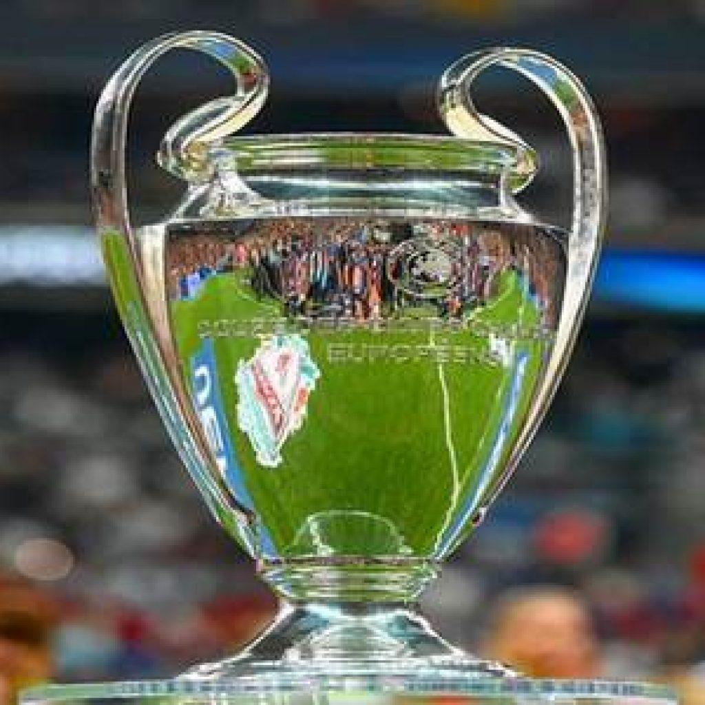 Лига чемпионов, кубок