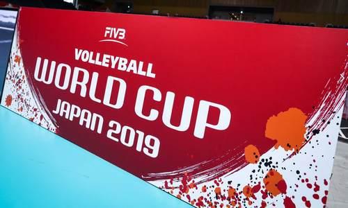 Кубок мира по волейболу 2019, мужчины