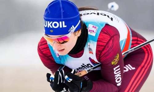 Наталья Непряева, лыжные гонки