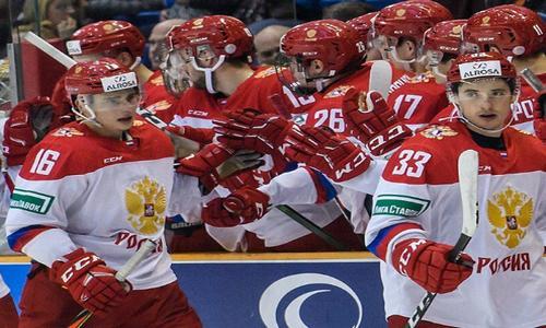 Россия-Канада, молодежная Суперсерия