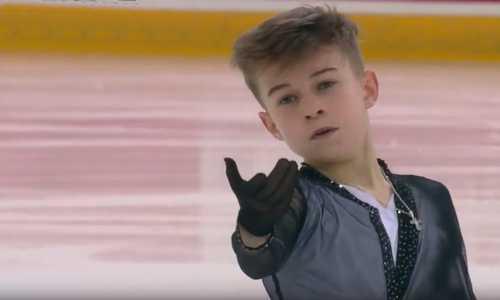 Даниил Самсонов, ЮЧР 2020