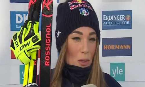 Итальянка Доротея Вирер выиграла общий зачет Кубка мира по биатлону 2019/2020 у женщин