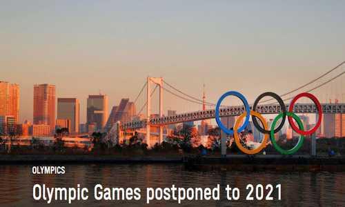 Олимпиада 2020 в Токио