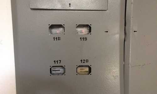 Счетчики на электроэнергию