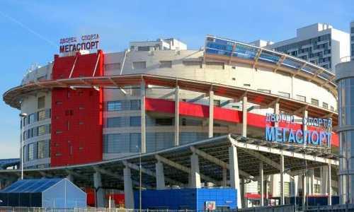 Арена Мегаспорт, Москва