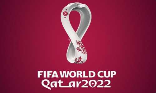ЧМ2022 по футболу, эмблема