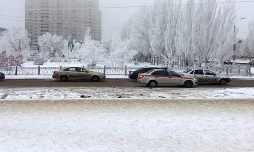 Волгоград, зима