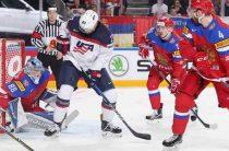 Россия-США: трансляцию полуфинального матча ЧМ по хоккею покажут каналы «Россия 1» и «Спорт 1»