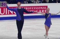 Выступлением пар с короткой программой 16 ноября продолжится 5-й этап Гран-при по фигурному катанию в Москве