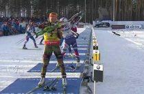 Швеция выиграла мужскую эстафету 16 декабря на этапе КМ по биатлону в Хохфильцене, Россия-пятая