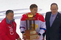 Хоккеисты молодежной сборной России выиграли Суперсерию 2018, одержав четыре победы над Канадой