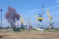В результате взрыва газа на барже на РЭБ Волжского 23 июля погибли три человека