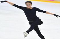 Россиянка Алина Загитова выступит на пятом этапе Гран-при 2018 по фигурному катанию в Москве