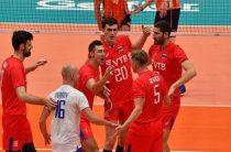 Жеребьевка третьего группового этапа чемпионата мира 2018 по волейболу (мужчины) пройдет 24 сентября