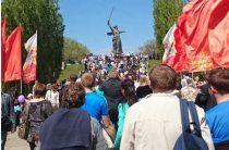 Стала известна полная программа праздничных мероприятий, которые пройдут в Волгограде в день Победы 9 мая
