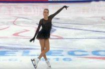 Российская фигуристка Елена Радионова объявила о завершении своей спортивной карьеры