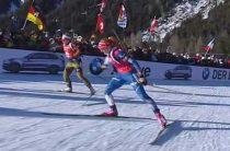 Анастасия Кузьмина выиграла женский спринт в Оберхофе, Екатерина Юрлова пятнадцатая