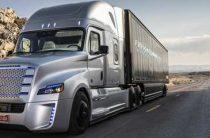 На дорогах США в штате Невада появятся самоуправляемые грузовики Freightliner