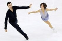 Российские фигуристы Боброва/Соловьев завоевали бронзу чемпионата Европы 2017 в танцах на льду
