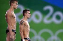 Россияне Александр Белевцев и Никита Шлейхер завоевали золото ЧЕ 2019 по прыжкам в воду