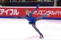 Александра Трусова выиграла 5-й этап Гран-при 2019 по фигурному катанию и вышла в финал турнира