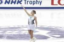 Российская фигуристка Алена Косторная с мировым рекордов выиграла короткую программу у женщин на 6-м этапе Гран-при 2019