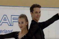 Арина Ушакова и Максим Некрасов выиграли ритм-танец на чемпионате России 2020 по фигурному катанию среди юниоров