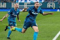 Питерский «Зенит» обыграл «Лион» в 5-м туре Лиги чемпионов 2019/2020 и продолжает борьбу за выход в плей-офф