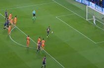 Испанская «Барселона» разгромила французский «Лион» и вышла в четвертьфинал Лиги чемпионов 2018/2019
