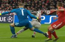 Английский «Ливерпуль» обыграл немецкую «Баварию» и сыграет в четвертьфинале Лиги чемпионов 2018/2019