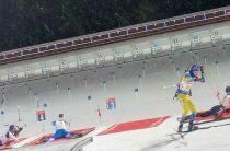Сборная России стала четвертой в смешанной эстафете 30 ноября на 1-м этапе КМ по биатлону 2019/2020 в Эстерсунде