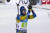 Сборная Швеции выиграла супермикст на первом этапе Кубка мира по биатлону 2019/2020, Россия-12-я