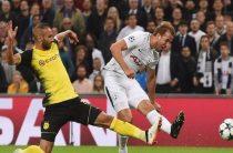 Английский «Тоттенхэм» обыграл «Боруссию» и вышел в четвертьфинал футбольной Лиги чемпионов 2018/2019