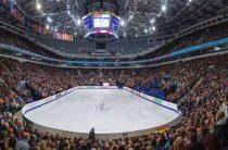 Американские фигуристы Мэдисон Чок и Эван Бейтс выиграли чемпионат четырех континентов в соревнованиях танцоров