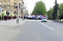 В День города 1 сентября в Волгограде ряд улиц будет перекрыт для движения транспорта