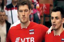 Матч Россия-Греция 1/8 финала мужского чемпионата Европы 2019 по волейболу пройдет 21 сентября
