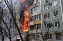 В Волгограде девятиэтажный дом, пострадавший от взрыва, будет снесен