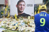 В полиции подтвердили, что аргентинский футболист Эмилиано Сала погиб при крушении самолета