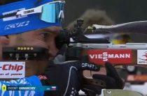 Российский биатлонист Евгений Гараничев завоевал бронзу в масс-старте на этапе КМ 2018/2019 в Чехии