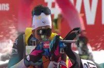 Мартен Фуркад выиграл мужской спринт 10 января на 4-м этапе КМ по биатлону 2019/2020 в Оберхофе