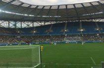 «Ротор» обыграл «Уфу» в матче 18-го тура российской Премьер-лиги, одержав первую домашнюю победу в сезоне